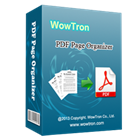 WowTron PDF Page OrganizerDiscount