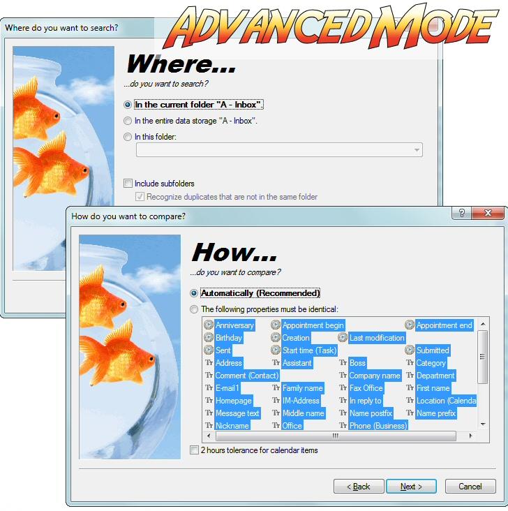 Email Tools Software Screenshot