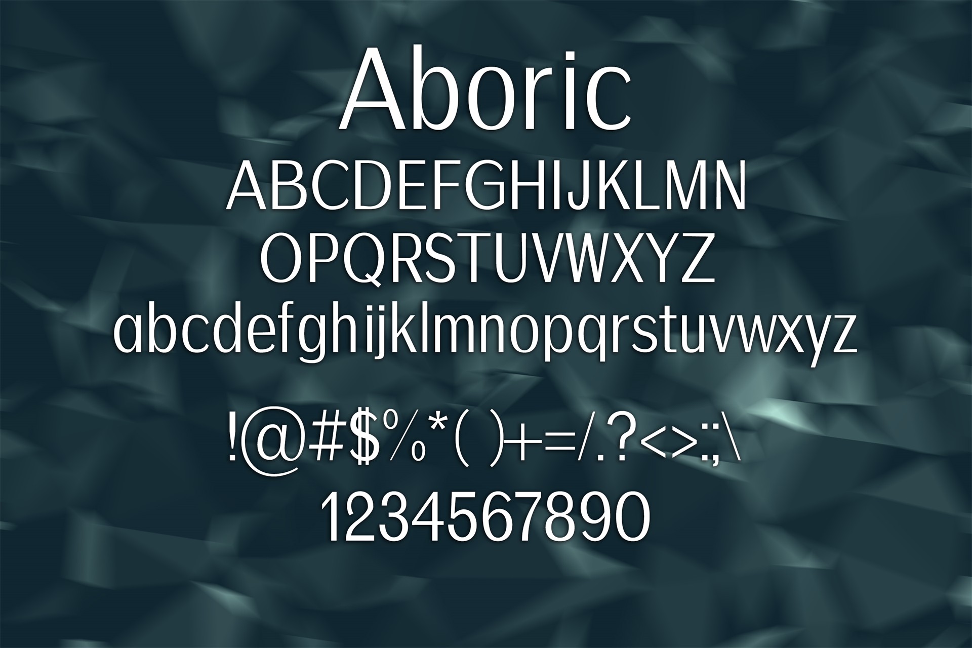100 Premium Modern Fonts Screenshot 19