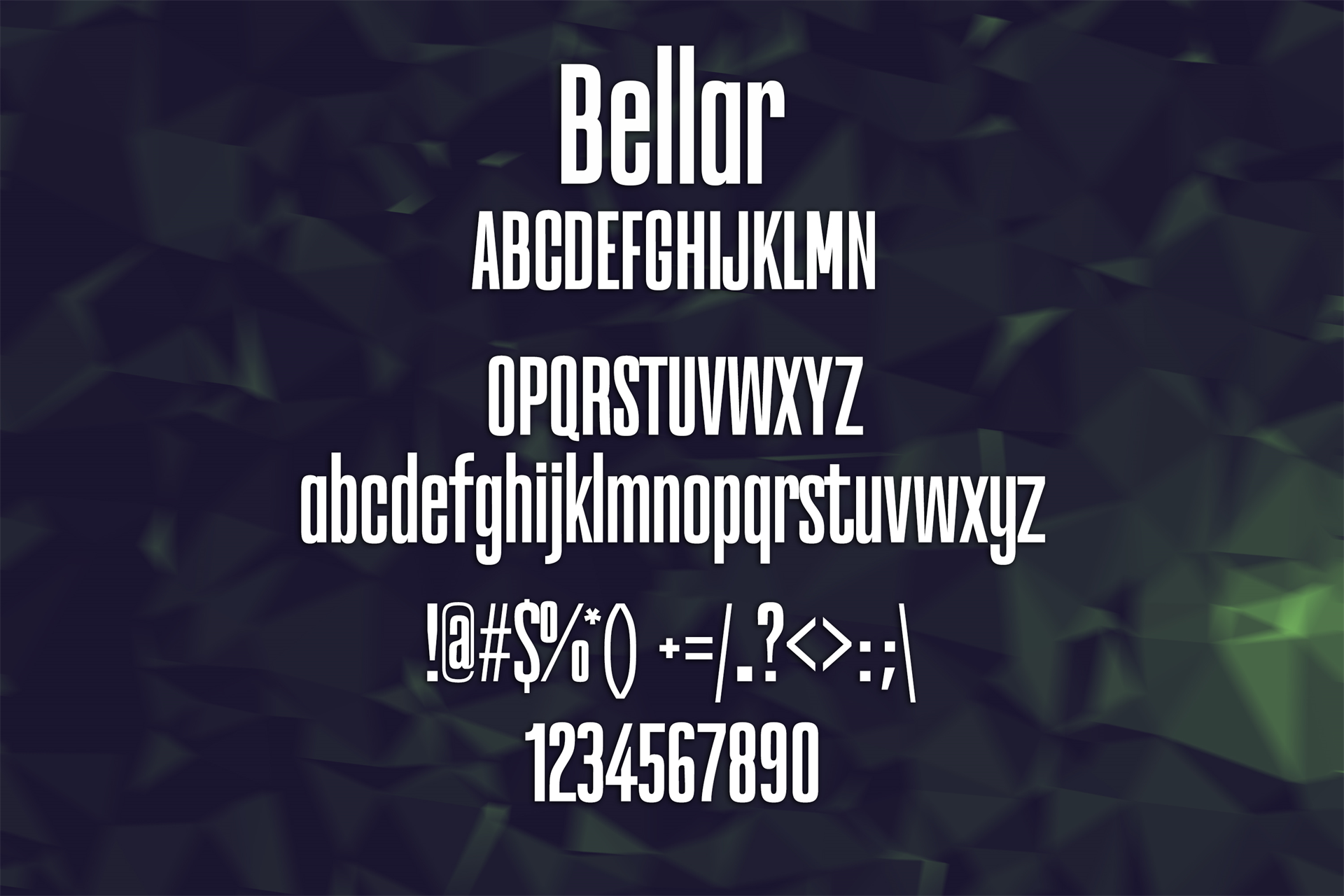 100 Premium Modern Fonts Screenshot 20