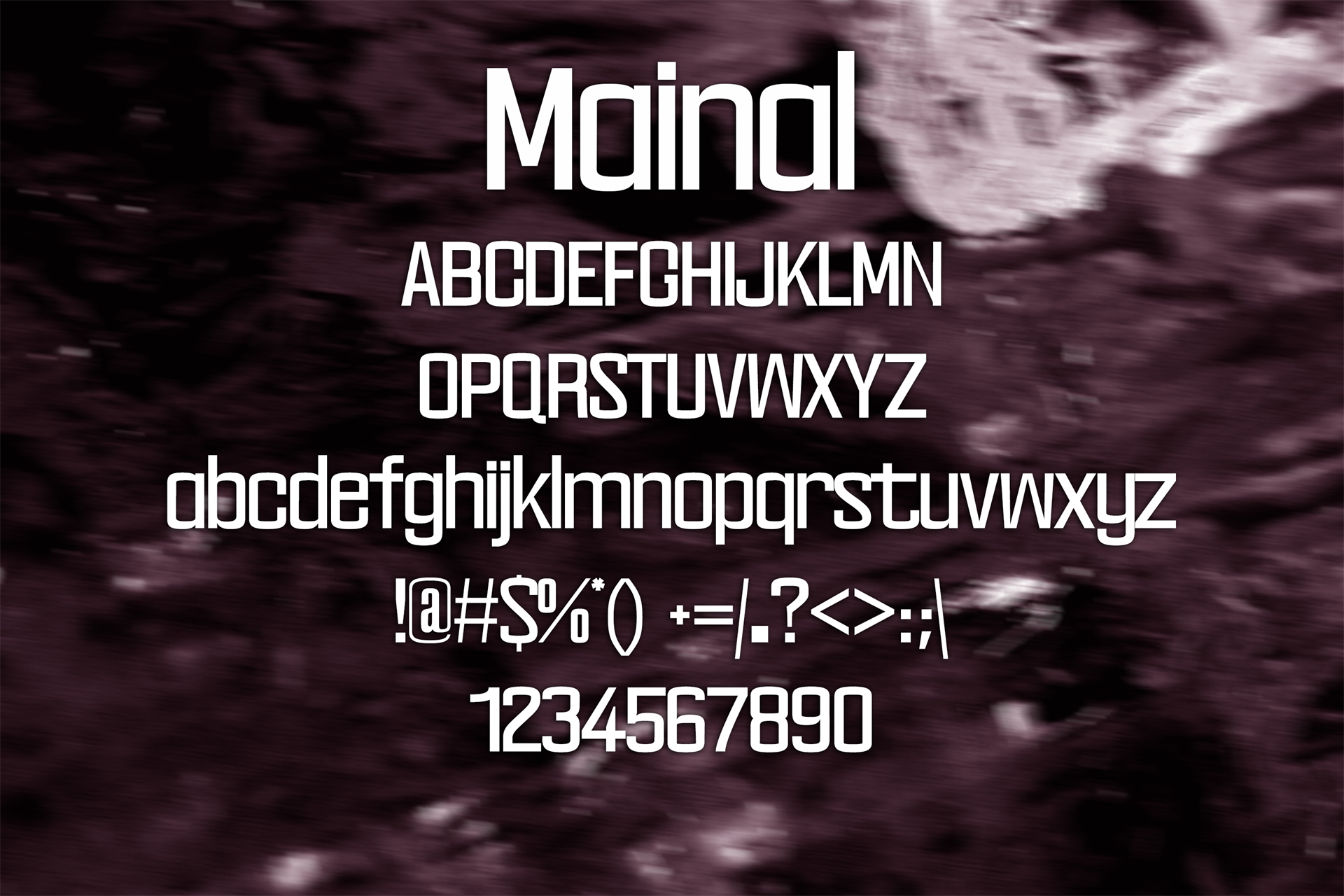 100 Premium Modern Fonts Screenshot 24