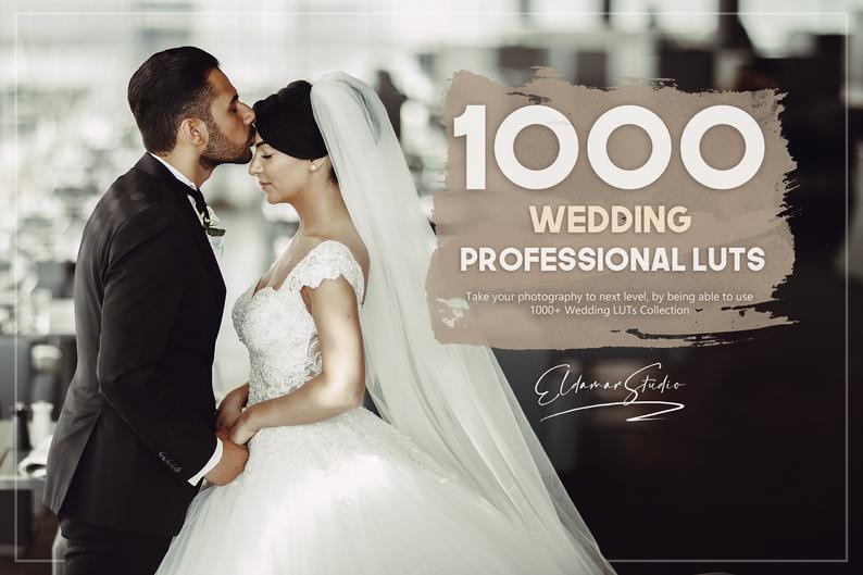 1000+ Wedding LUTs Collection Screenshot