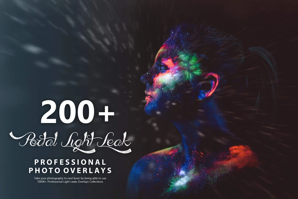 10000+ Professional Light Leak Photo Overlays Screenshot 13