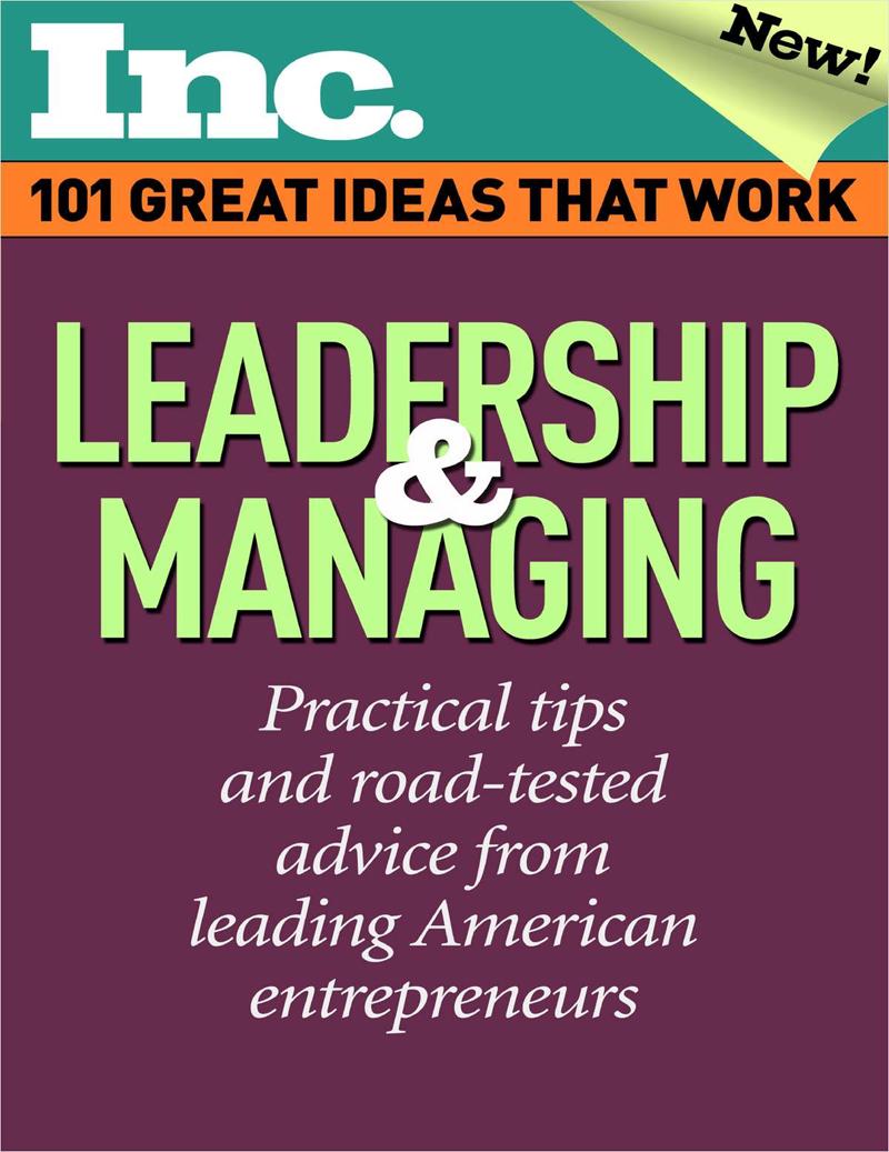 101 Great Ideas That Work: Leadership & Managing (Valued at $6.95) FREE! Screenshot