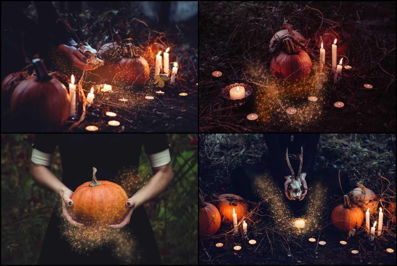 1260+ Halloween Photo Overlays, Design, Photo & Graphics Software Screenshot