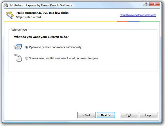 Video Software, DVD Authoring Software Screenshot