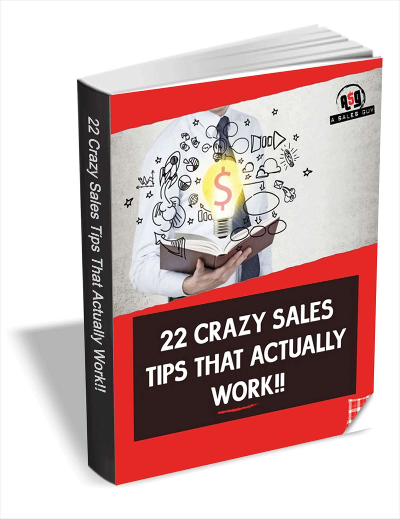 22 Crazy Sales Tips that Actually Work Screenshot