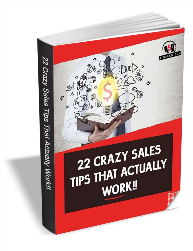 22 Crazy Sales Tips that Actually Work Screenshot
