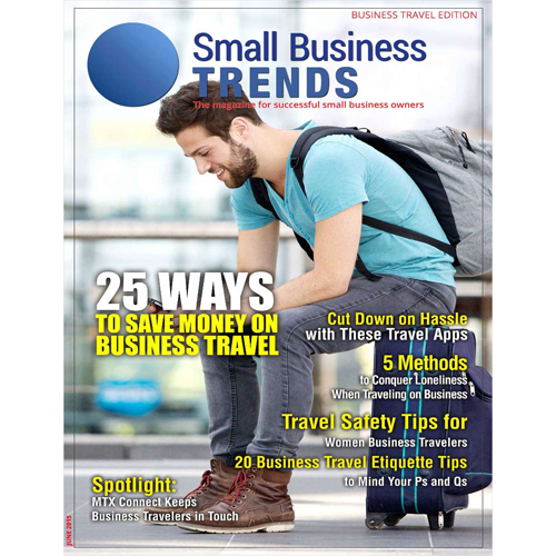 25 Ways to Save Money on Business Travel - Business Travel Edition Screenshot