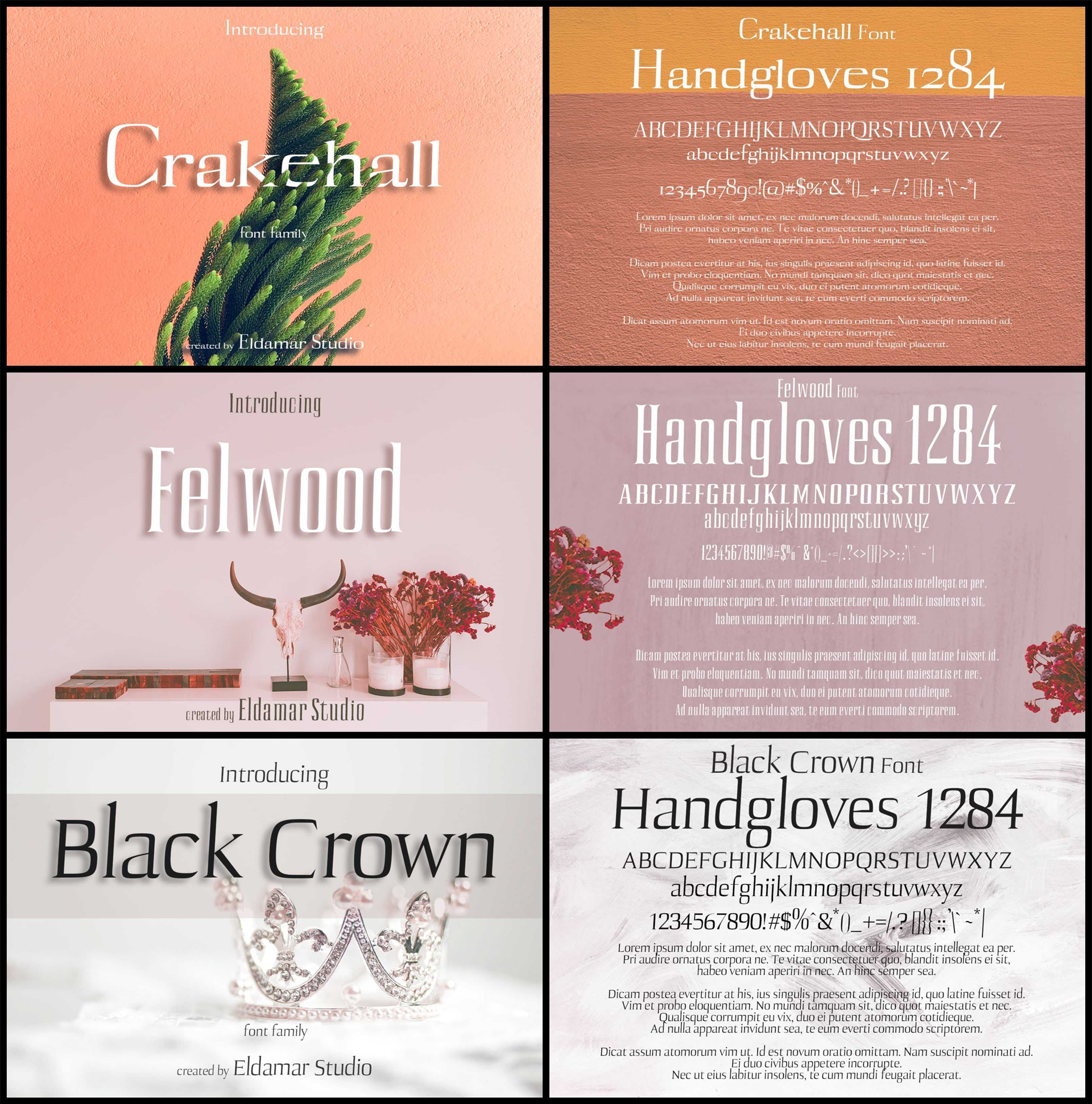 Design, Photo & Graphics Software, 40 Creative Fonts Screenshot