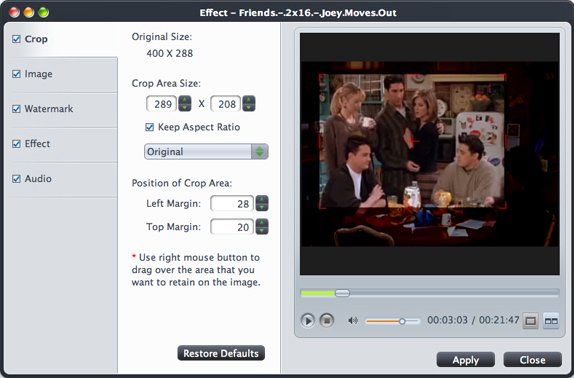 4Media Video Converter Ultimate, Video Converter Software Screenshot