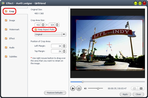 Video Software, Video Converter Software Screenshot