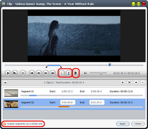 Video Converter Software, 4Media Video Converter Ultimate Screenshot