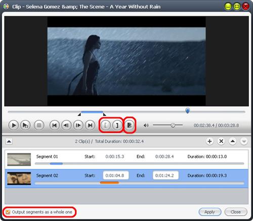 Video Converter Software, 4Media Video Converter Ultimate Screenshot