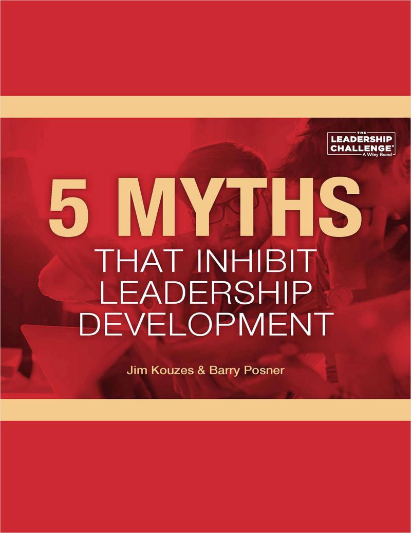 5 Myths That Inhibit Leadership Development Screenshot