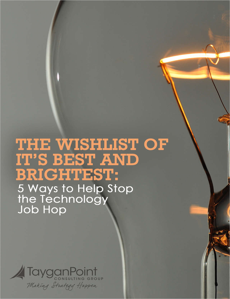 5 Ways to Help Stop the Technology Job Hop Screenshot