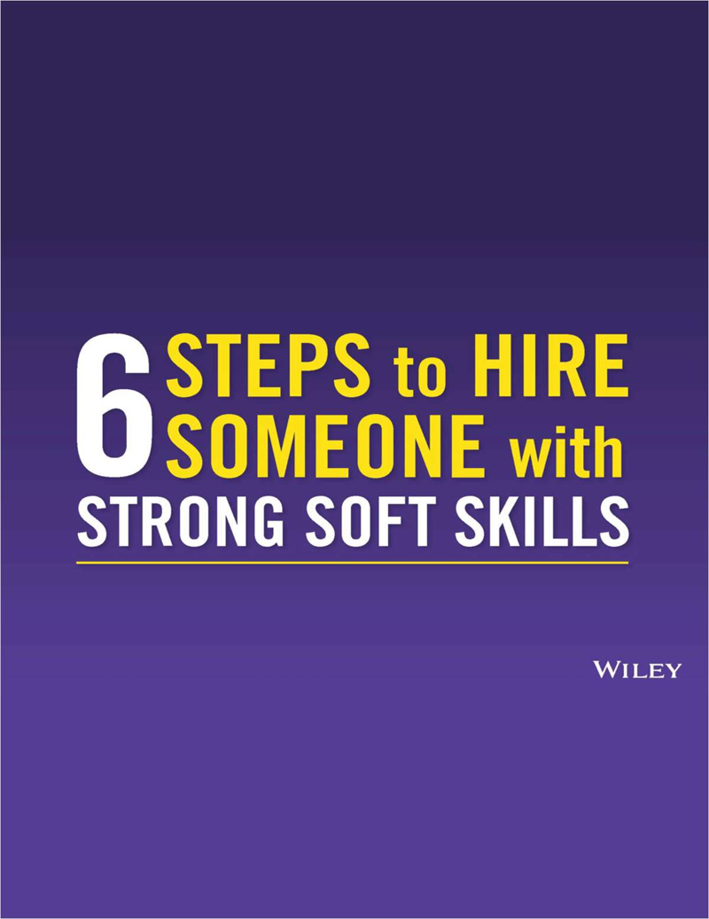 6 Steps to Hire Someone with Strong Soft Skills Screenshot