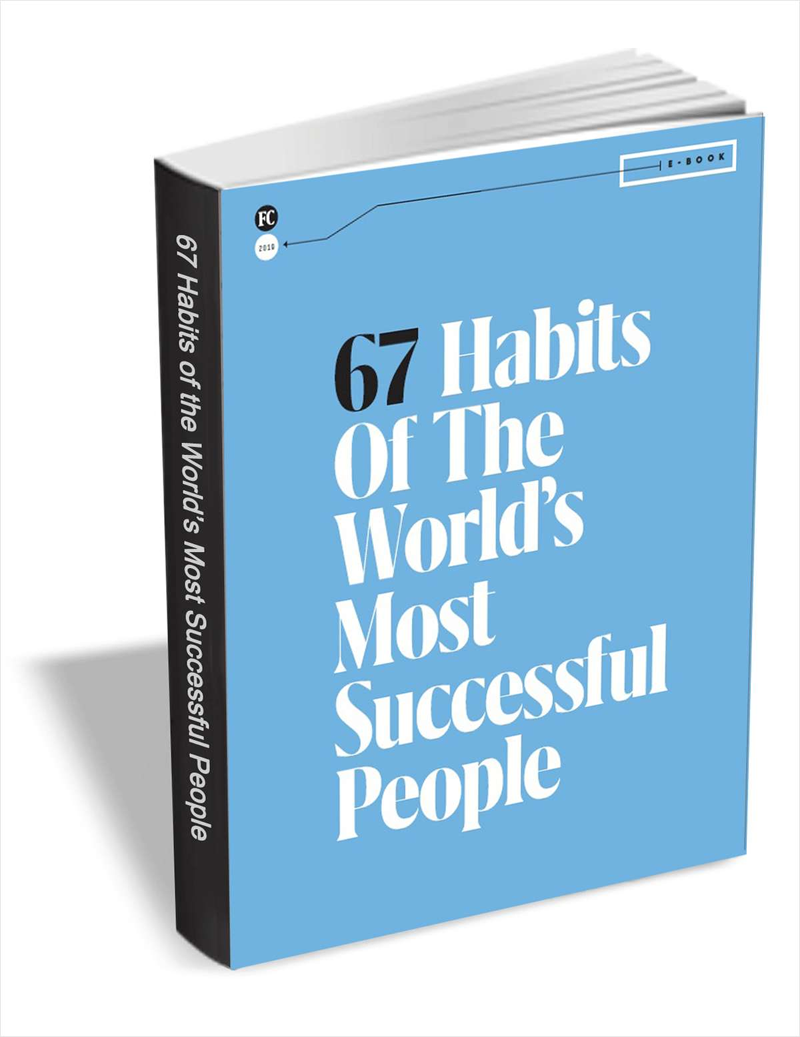 67 Habits of the World's Most Successful People Screenshot
