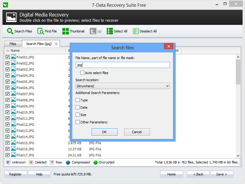 Software Utilities, 7-Data Recovery Suite [PRO] Screenshot