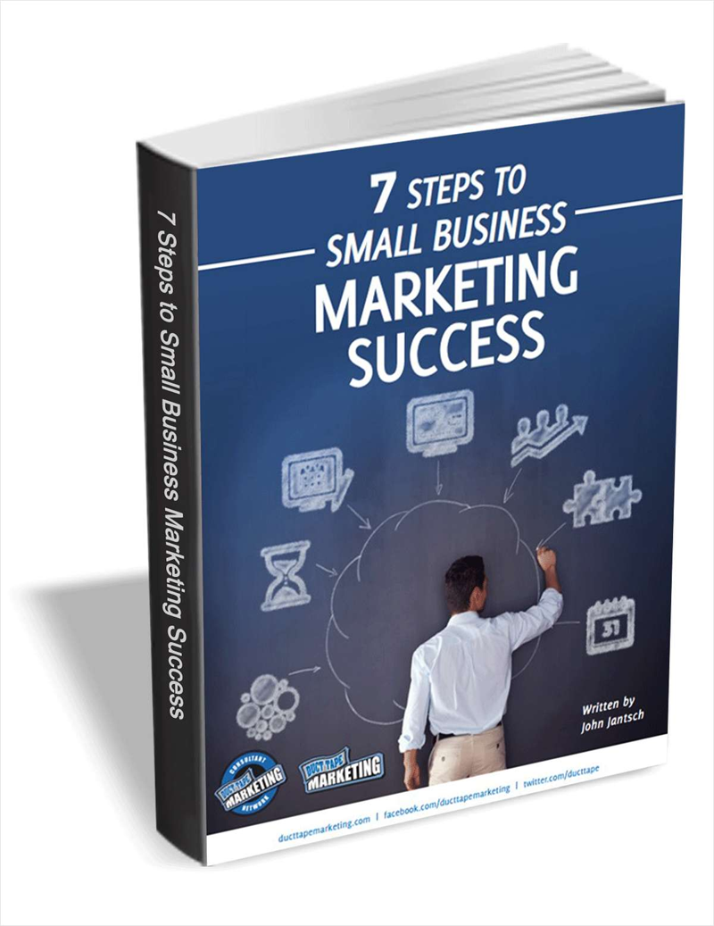7 Steps to Small Business Marketing Success Screenshot