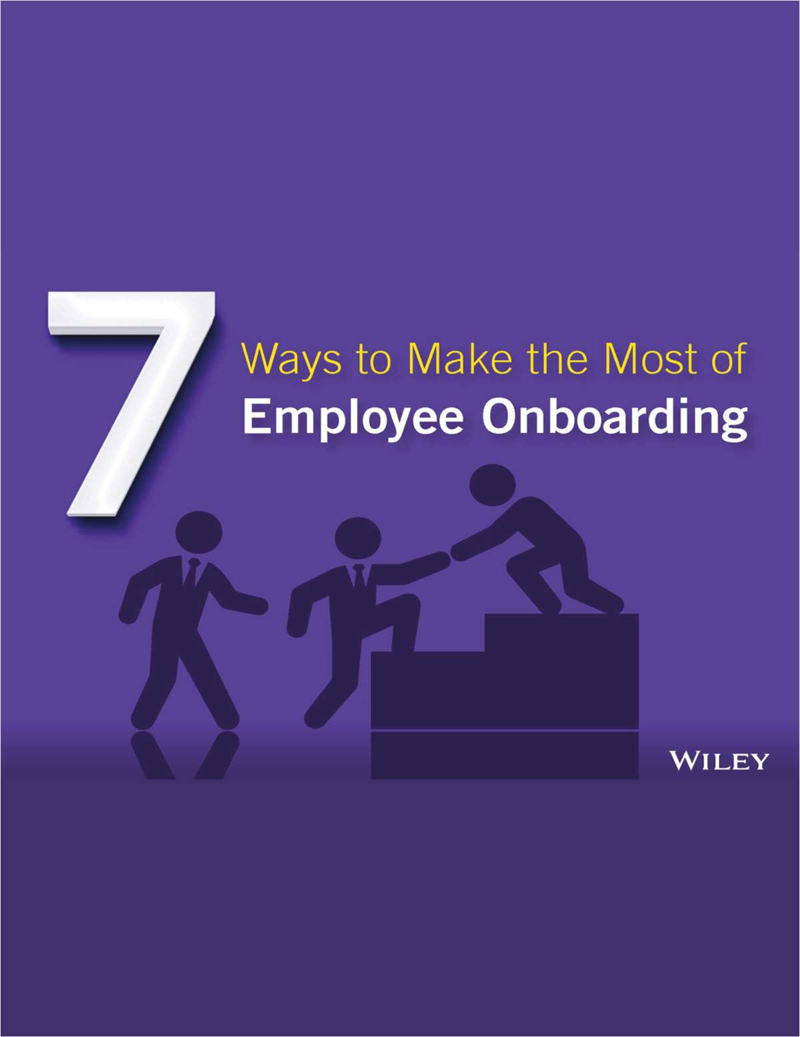 7 Ways to Make the Most of Employee Onboarding Screenshot