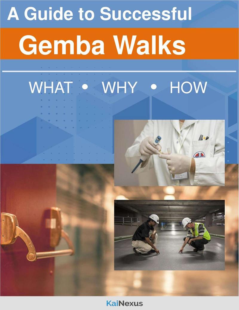 A Guide to Successful Gemba Walks Screenshot
