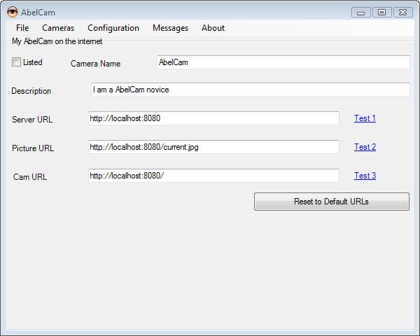 Video Capture Software Screenshot