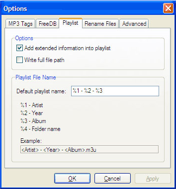 ABF Audio Tags Editor, MP3 Tag Editing Software Screenshot