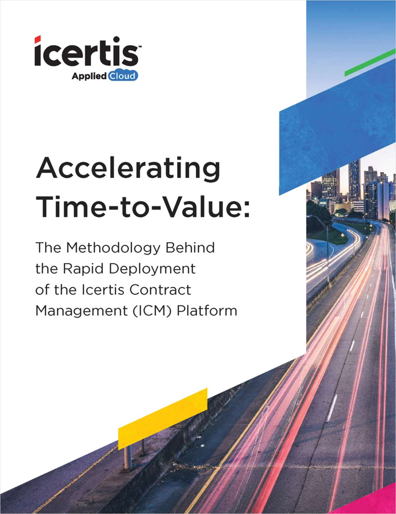 Accelerating Time to Value Screenshot