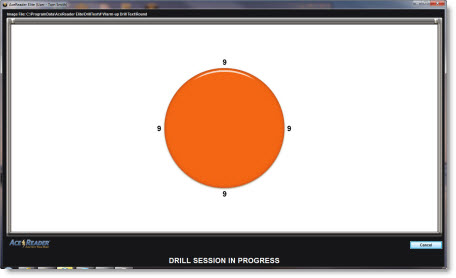 Educational Software, AceReader Elite Screenshot