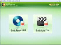 Acoolsoft PPT2DVD Screenshot