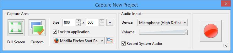 ActivePresenter, Video Capture Software Screenshot