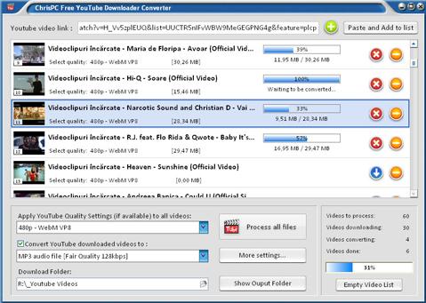 Add-on Package Chris VideoTube Downloader YouTube Downloader