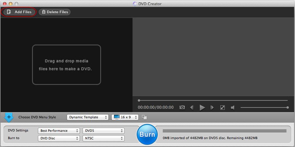 Adoreshare DVD Creator Mac - DVD Ripper Software - 50% off Mac