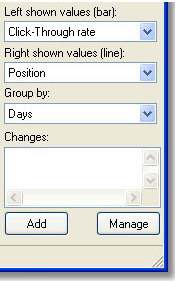 Development Software, AdwordsReporter Enterprise Screenshot