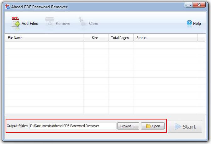 PDF Utilities Software Screenshot