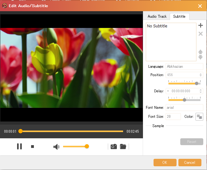 Aiseesoft DVD Creator, Video Software Screenshot
