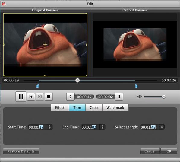 Aiseesoft MXF Converter Screenshot 8