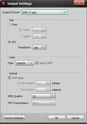 Aiseesoft PDF Converter Ultimate, PDF Conversion Software Screenshot