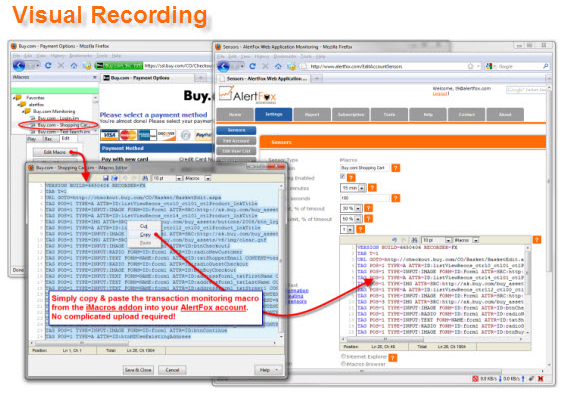 AlertFox Website Monitoring (1 Year License), SEO / Keyword Software Screenshot