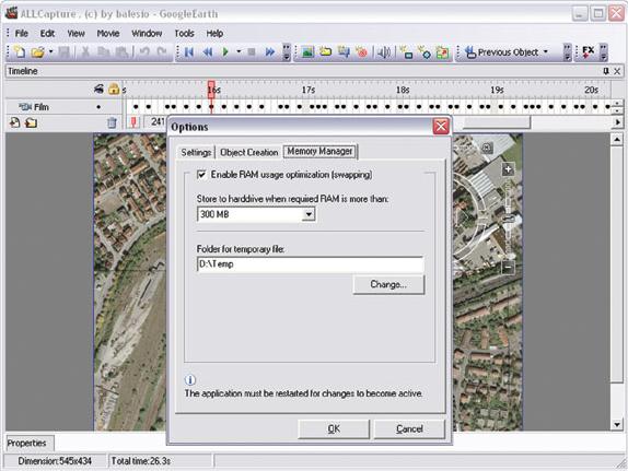 ALLCapture 3.0, Video Capture Software Screenshot