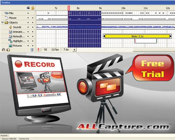 ALLCapture 3.0 Screenshot