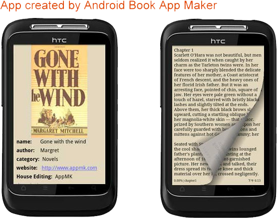 Android Book/Magazine App Maker Bundle Screenshot 8