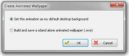 Wallpaper Software Screenshot