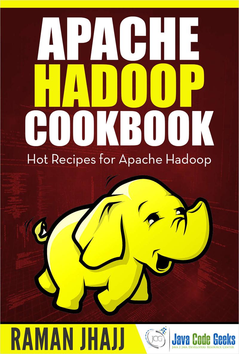 Apache Hadoop Cookbook Screenshot
