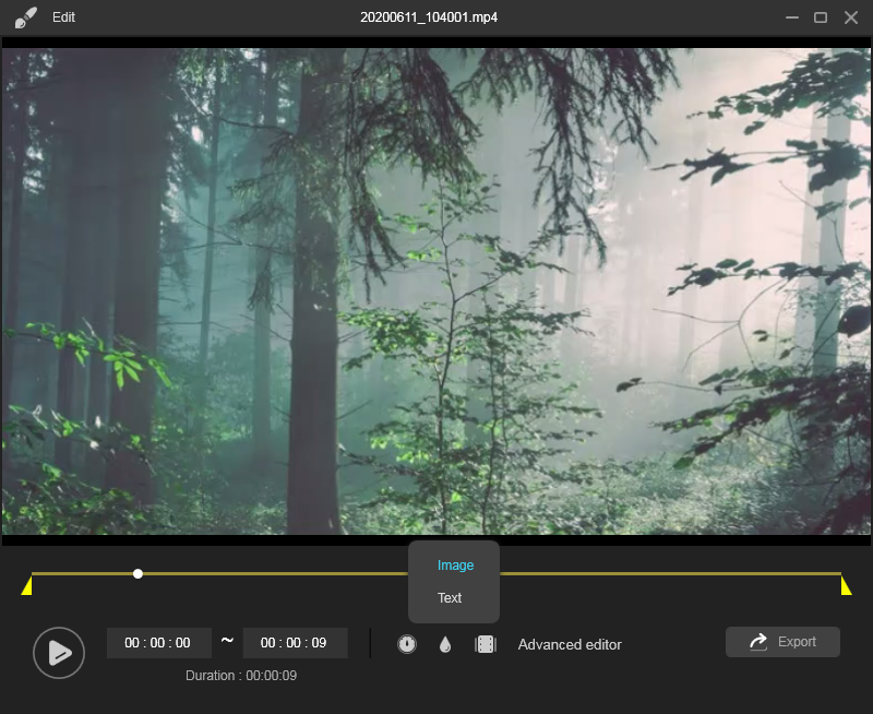Video Capture Software, ApowerREC Screenshot