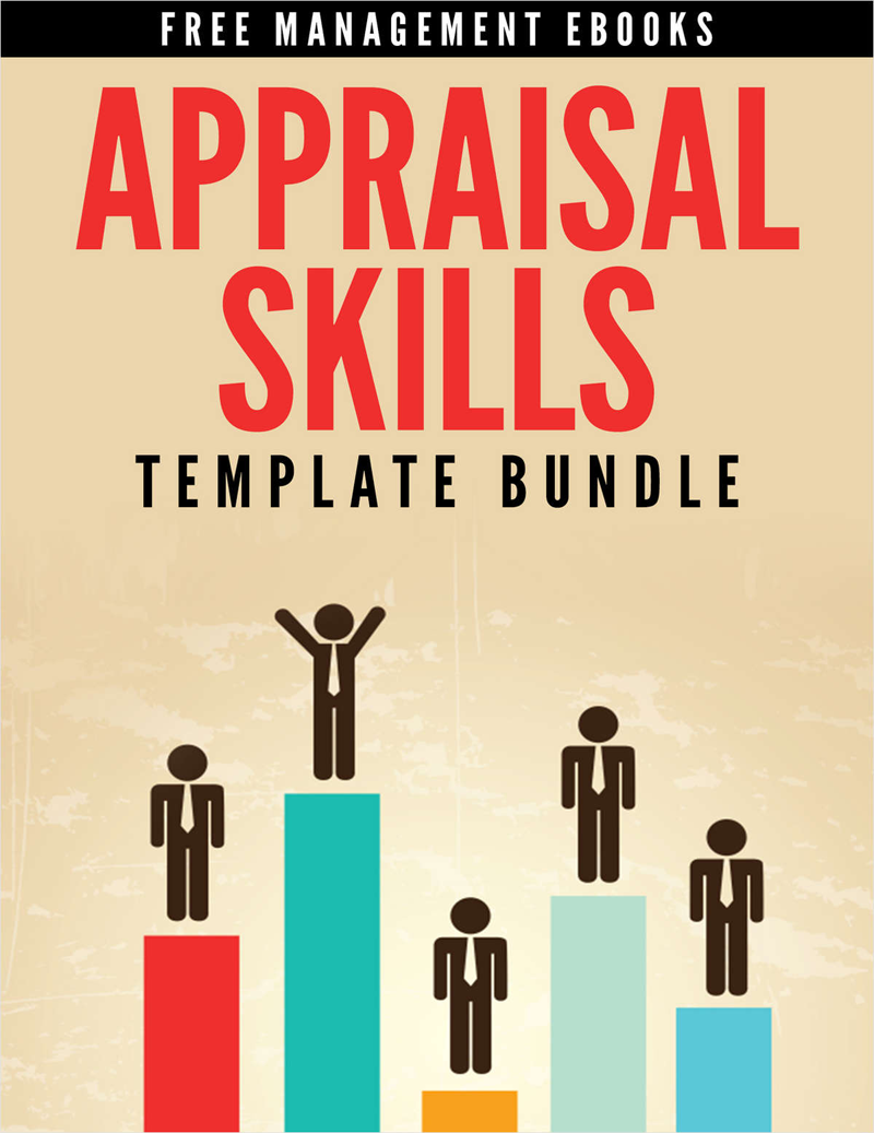 Appraisal Skills Template Bundle Screenshot
