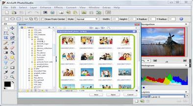 PhotoStudio 6 Screenshot