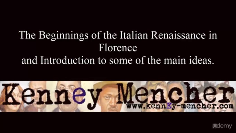 Art History Renaissance to 20th Century Screenshot