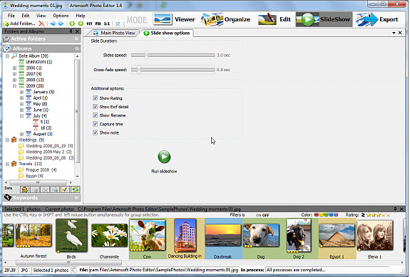 Artensoft Photo Editor Screenshot 8